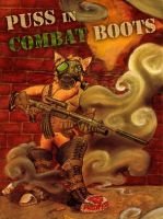 Puss In Combat Boots by Malignanttoast