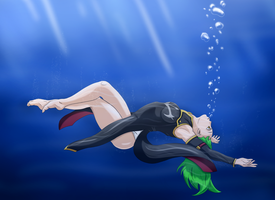 CC Sea Relax by GelDibson