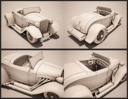 1932 Roadster Custom _WIP_ by illtrytobeapro