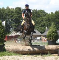 Cross country stock 7 by ByMelody