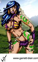 Savage Land Voodoo by Mythical-Mommy