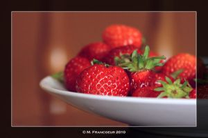 Quebec's Finest Strawberries by sicmentale