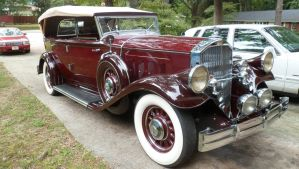 '32 Pierce Arrow 7 Passenger Touring Alt by hankypanky68