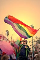 Wave Your Pride by calliopeem