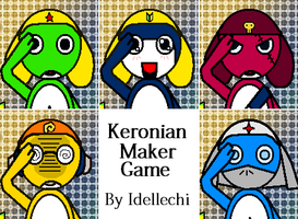 Keronian Maker V.1 by Idellechi