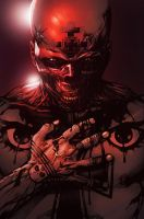 Redskull by Eddy-Swan-Colors