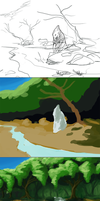 progress:forestything by RocCenere