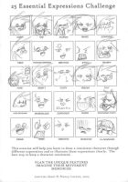 25 essential expressions... by GiniXD