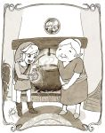 My Grandma by Marine-chan