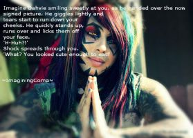 Imagine - Dahvie Vanity #2 by ImaginingComa