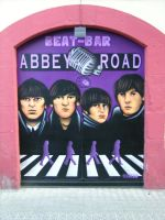 abbey road DKOgraff by MARKDKO