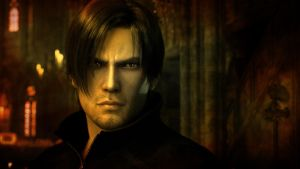 leon kennedy (RE Damnation) *_* by cyber-rayne