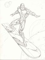 Silver Surfer2 by LakLim