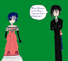 Ciel expecting... by PrincessBetty1