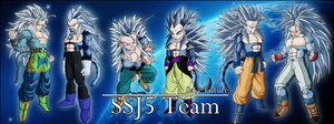 Team SSJ5 - Save Future by DBZArtist94