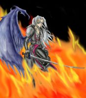 Sephiroth by IKilledSociety