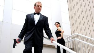 bond + vesper - cosplay I by klytae