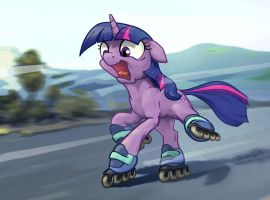 Twi Roller by Cannibalus