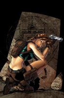 Another Lara by Randy Green CG by Jats