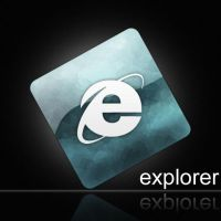 Explorer Icon by bisiobisio