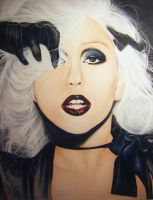 lady gaga the fame monster by carlos0003