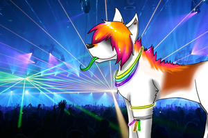Ready To Rave :CO: by Mallphilin