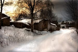 The old house. by Arto72