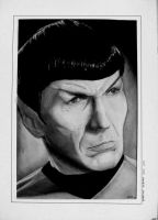 Mr.Spock - Star Trek by DomusArt