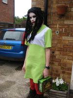 Twiggy Ramirez cosplay 2 by kathXD123
