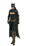Batgirl - Transparent by Asthonx1