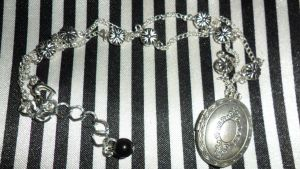 Locket Cross by TheLovelyBoutique