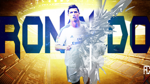 Ronaldo Wallpaper by ANILDD11