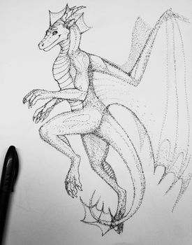 Dot Commission 6 by Galidor-Dragon