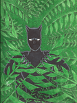 Black Panther Stalking by Palyansquest