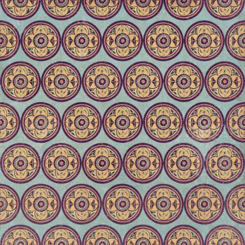 Circle Pattern Background by HGGraphicDesigns