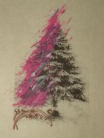 Christmas 2007 Print 1 by Catchmandkillham