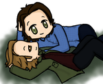 Sabriel 04 - On a date by Leilani-kitty