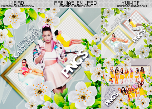 Previas en PSD #8 by USucks