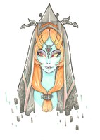 Midna by PizzaPastaPrincess