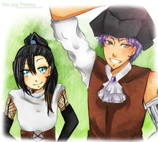 OD: We are pirates by cielking