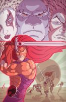 Thundercats by Juggertha