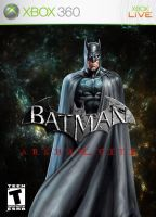 ::batman cover:: by x-Andy-Sixx-x