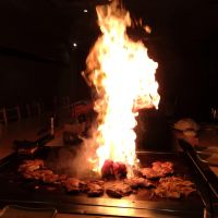Teppanyaki Flare-up by BrendanR85