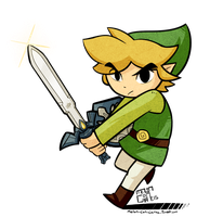 Link! by MELONCONCARNE