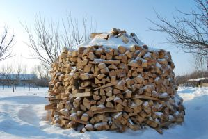 wood stack by BHnvSTL