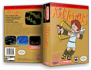 Kid Icarus Custom Case Cover