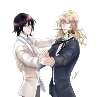 Noblesse: Waltz by camellia029