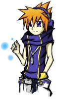 Neku - The World Ends With You by Tayeko