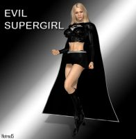 Supergirl 01: Evil Version by hotrod5