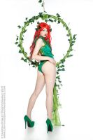 Burlesque Ivy Bum by GagaAlienQueen